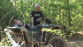 9. Greg's Garage Show 7 - Part 4 - Suzuki's KingQuad 750AXi