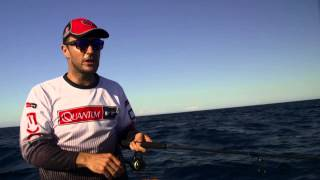 How to catch snapper on soft plastic lures