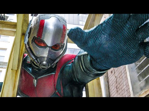 ANT-MAN AND THE WASP All Movie Clips + Trailer (2018)