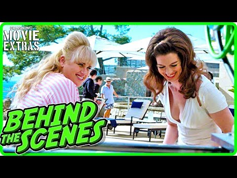 THE HUSTLE (2019) | Behind the Scenes of Anne Hathaway & Rebel Wilson Comedy Movie