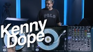 Kenny Dope - Live @ DJsounds Show 2015