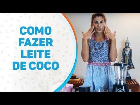 Peso ideal - Leite de Coco