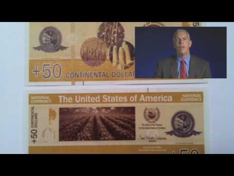 В США вводят новые доллары?