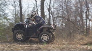 4. KYMCO MXU 450i LE - ATV Demo