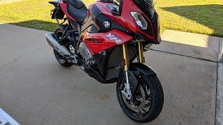 9. my S1000XR is gone... got me a slower bike