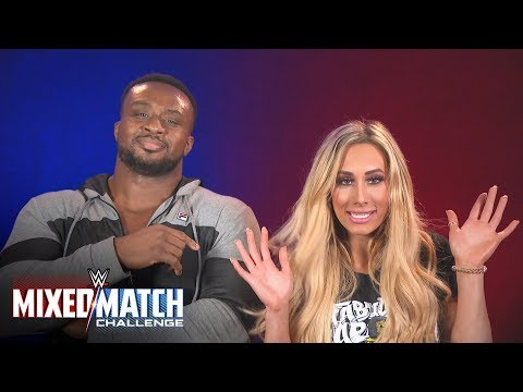 Big E & Carmella to compete for KaBOOM! in WWE Mixed Match Challenge