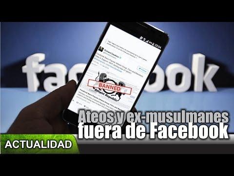 Ateos y ex-creyentes fuera de Facebook
