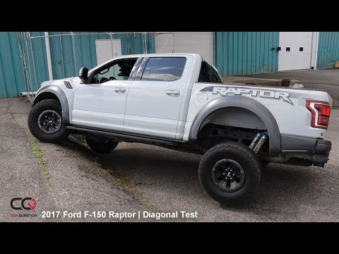**No need for 4x4! This Ford Raptor...