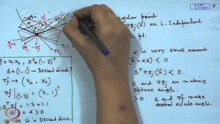 Mod-01 Lec-24 Nonlinear programming KKT conditions