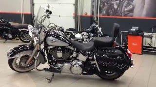 10. Heritage Softail Classic Harley-Davidson 2013
