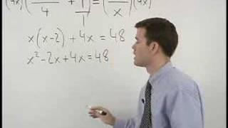Algebra II - MathHelp.com - 1000+ Online Math Lessons