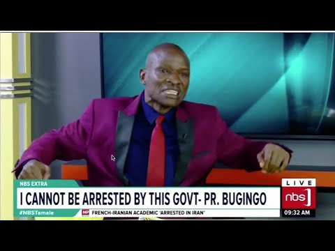 Bugingo's Only Mistake Was Unveiling the New Catch Before a Divorce  One on One With Tamale Mirundi