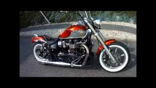 5. triumph speedmaster 2004 candy red