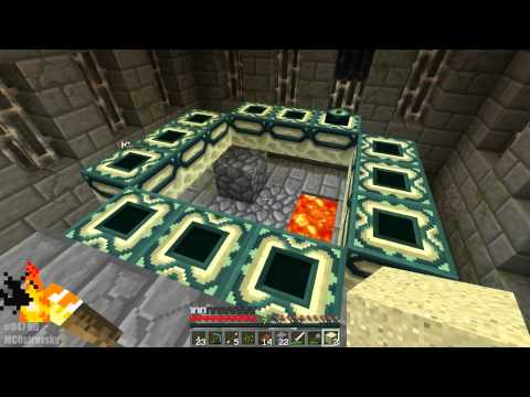 Český Let´s Play | Minecraft MP 1.2.5 | #047 HD | Úspěch či END ?