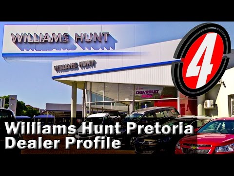 Williams Hunt Pretoria | Dealer Profile