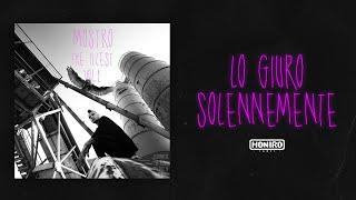 Download Lagu MOSTRO - 04 - LO GIURO SOLENNEMENTE ( LYRIC VIDEO ) Mp3