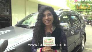 Renuka at Savarikkadu Movie Audio Launch