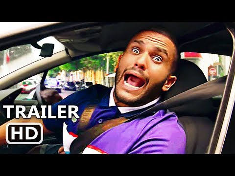 TAXI 5 Official Trailer (2018) Action, Comedy Movie HD