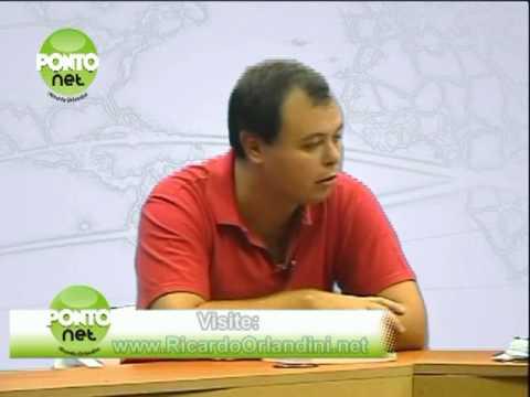 Programa PontoNet com Ricardo Orlandini - 12/02/2010 - Bloco 3