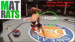 BJJ für MMA: Warum Demian Maia der erfolgreichste Grappler der UFC ist (Technikanalyse Teil 1)
