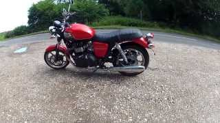 3. 2013 Triumph Bonneville Review