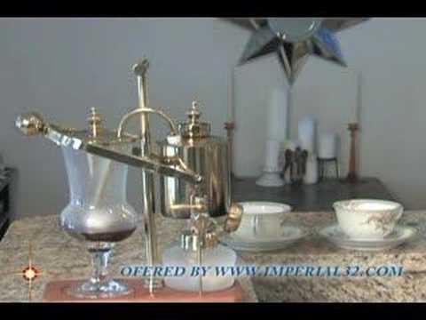 Belgium coffee maker