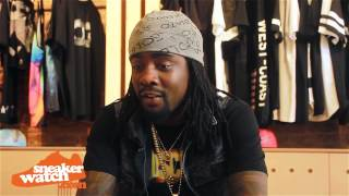 Wale On Collecting Now & Then