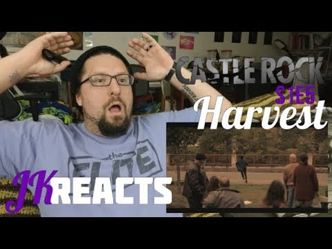Castle Rock REACTION 1x5: Harvest