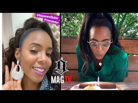Birthday quotes - Kelly Rowland Thanks Supporters For All The 38th Birthday Wishes!