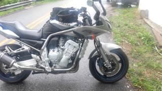 3. 2002 Yamaha FZ1