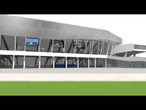 Proyecto del Lviv Arena