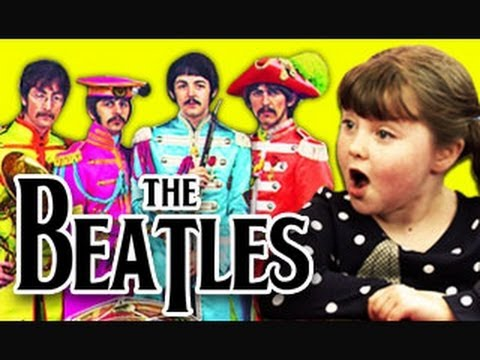 The Beatles - Beatles Bonus Reactions - http://dft.ba/-4Fny SUBSCRIBE! New Vids every Sun & Thu: http://bit.ly/TheFineBros Watch All React Episodes (Kids/Teens/Elders) htt...