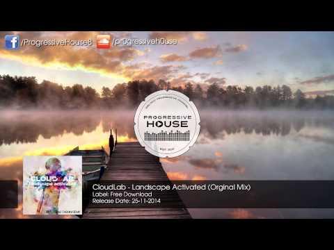 CloudLab - Landscape Activated (Original Mix) [Free Download]