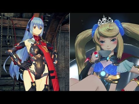 How Xenoblade 2 Was Changed Outside Japan