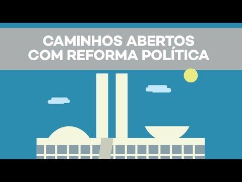 Rogério Fernandes: reforma política abre caminhos