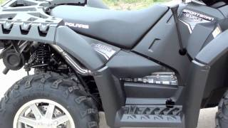 2. 2011 Polaris Sportsman 850 XP EPS