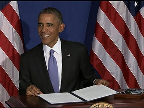 gets - President Obama gave remarks at the Consumer Financial Protection Bureau and told attendees his credit card had recently been declined at a restaurant, forcing the First Lady to pick up the...