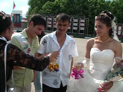 Цыганская свадьба за 3 минуты (Цыганские танцы)