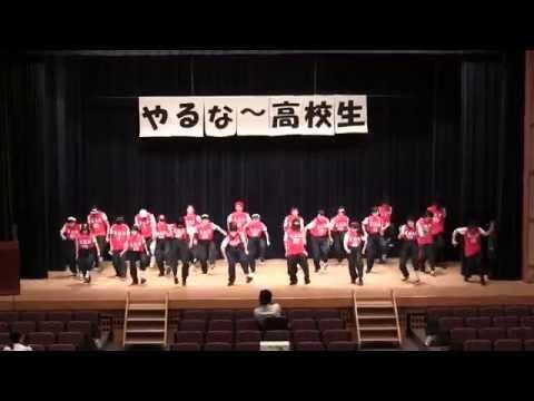 上宮中学校高等学校ストリートダンス部 RUSH UP MASTER's (中和教育研究会合同学校説明会)