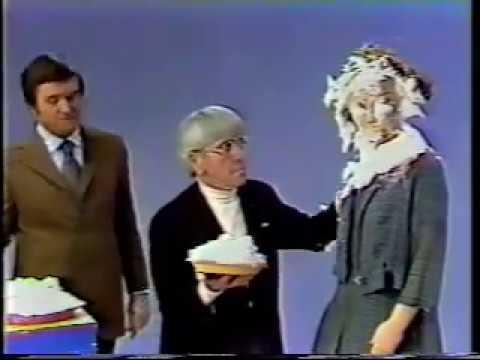Moe Howard on Mike Douglas Show