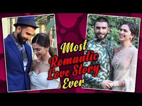 Deepika Padukone And Ranveer Singh LOVE STORY | Fr