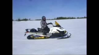 9. Ski-Doo Tundra 600 ACE 2017