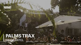 ► Download audio: http://blrrm.tv/br-app ► More here: http://blrrm.tv/palms-dek ► Another year, another Dekmantel, another Palms Trax smash. Enjoy him whippi...