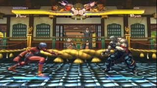 Download Lagu PC Street Fighter X Tekken Elena/Sakura Vs  Brian/Jack-X Mp3