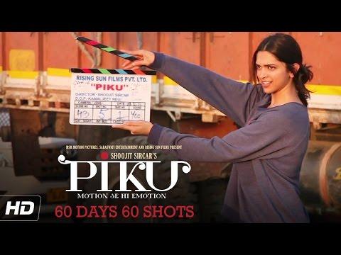 PIKU | Deepika Padukone 60 Days 60 Shots | In Cinemas Now