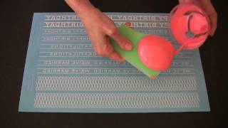 Sugar Lace, Ribbons, and Edible Crochet - YouTube