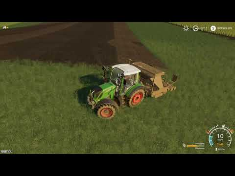 Fendt 3xx Vario with adapted standard sound v1.0
