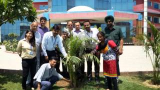 Dr. N.K. Maheshwari (Director) along with Principal, HOD's and other Staff Members of Northwest Group of Institutions Planting a Tree to celebrate the ...