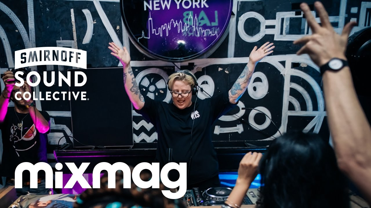 The Black Madonna - Live @ Mixmag Lab NYC Celebrating International Women's Day 2017