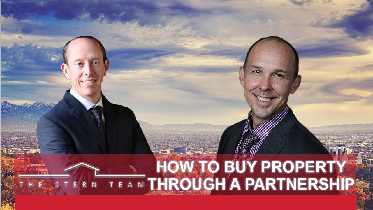 How to Buy Property Through a Partnership